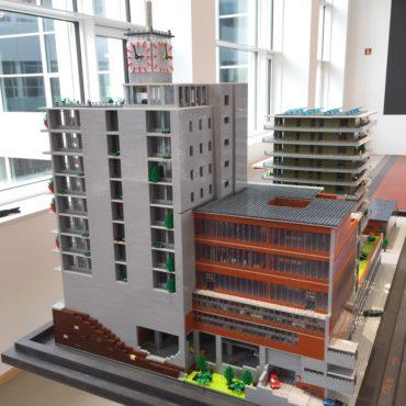 LiftOLoft : Actualité : Découvrez la vidéo de la maquette en LEGO® du projet Lift-Ô-Loft !