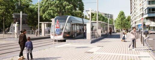 LiftOLoft : à proximité du futur tram de Liège