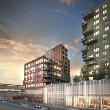 LiftOLoft : Actualité : Un lift qui permettra d'avoir tout Liège à ses pieds – Le Soir Immo 18 09 2020