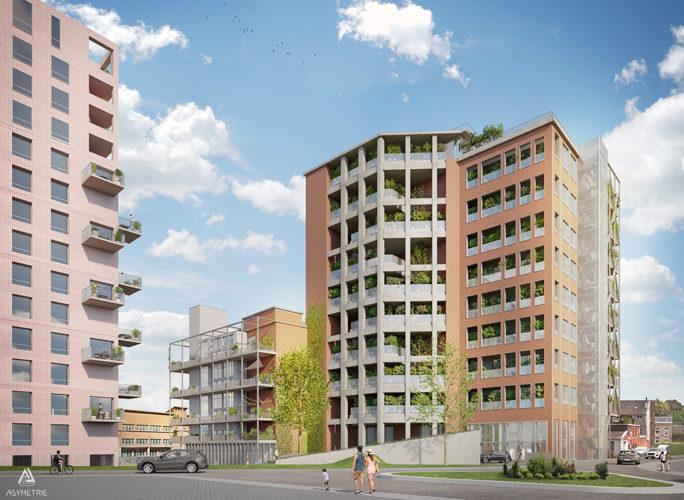 LiftOLoft : bâtiments